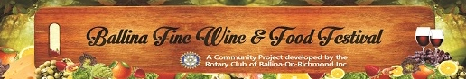 Ballina Fine Wine and Food Festival