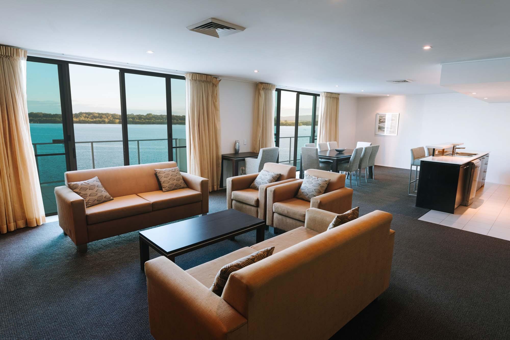 ramada hotel ballina penthouse apartment